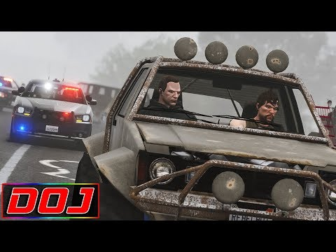 GTA 5 Roleplay - DOJ #19 - Rebel Boys (LEO)