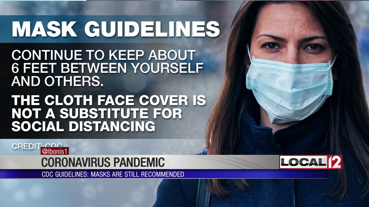 Confused By CDC's Latest Mask Guidance? Here's What We've ...