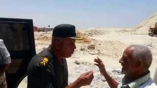 عامل بقناة السويس الجديدة يطلب من اللواء كامل الوزير الحج