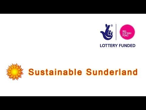 Sustainable Sunderland Promotional Video 2013