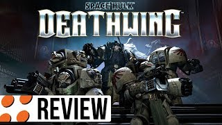 Space Hulk: Deathwing for PC Video Review