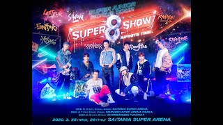 SUPER JUNIOR / WORLD TOUR ''SUPER SHOW 8:INFINITE TIME'' in …