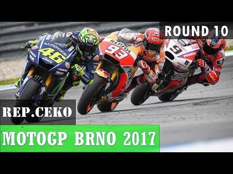 MotoGP Brno 2017 Full Race