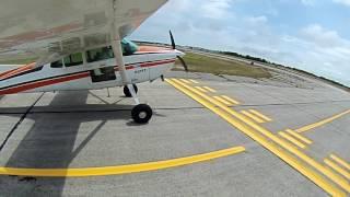 HARTZELL 3 BLADE SCIMITAR PROP TEST FLIGHT