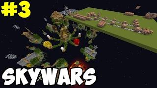 CRÉER UN SKYWARS VANILLA - COFFRES ALÉATOIRES (#3) - Minecraft