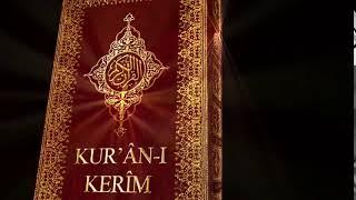 Kuran ı Kerim kitap animasyonu
