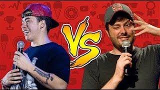 Whindersson Nunes VS Danilo Gentili - Batalha de Stand Up