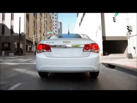 รีวิว เชฟโรเลต ครูซ 2015 Chevrolet Cruze