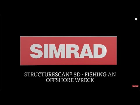 StructureScan® 3D - How to Fish a Wreck