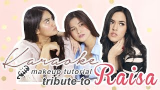 Imani & Oday   #FDBabes Edition   Karaoke Makeup Tutorial