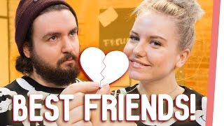 BEST FRIENDS FOREVER?! Kelly und Sturmwaffel packen aus | GMI