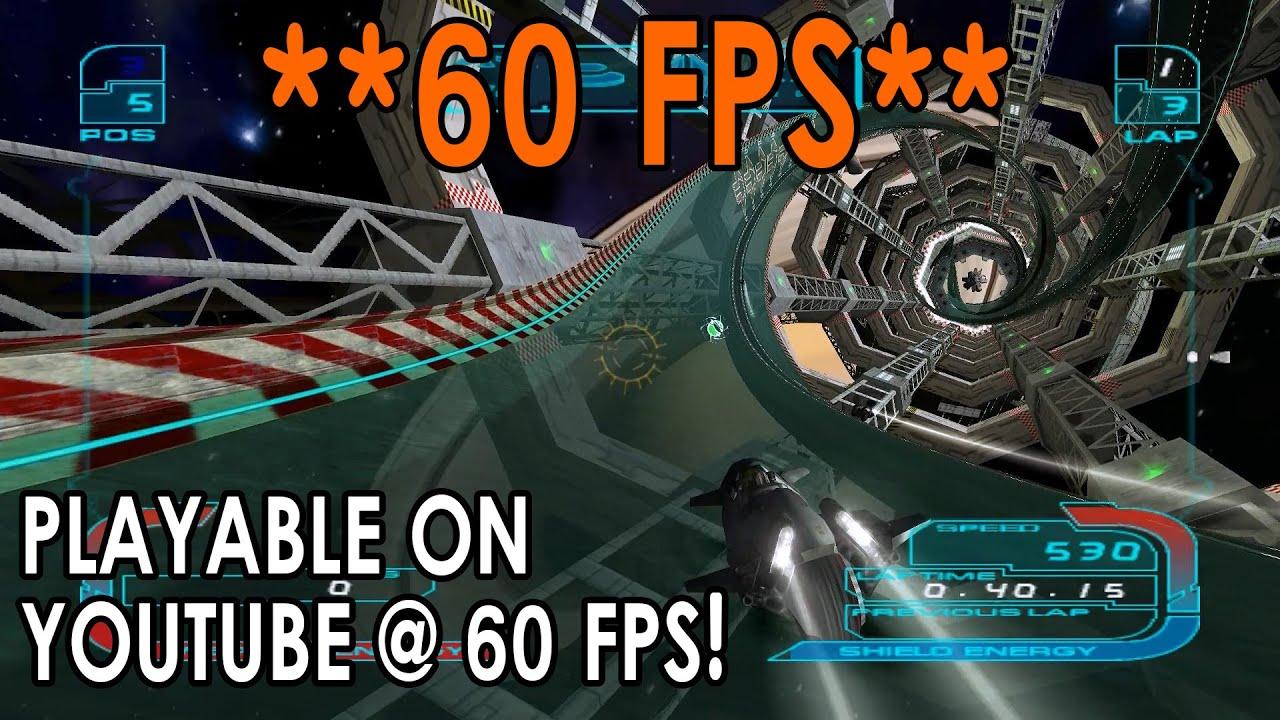 60 Fps Dolphin Emulator 4 0 4701 Xgra Extreme G Racing