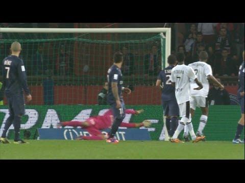 But Julien FERET 35'  Paris SaintGermain  Stade Rennais FC 12  201213