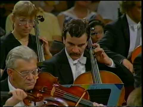 RLPO Concert at Royal Albert Hall Prom. 1990. Part of Janacek Glagolitic Mass Pesek