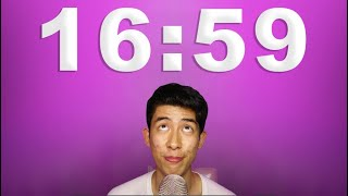 at exactly 16:59, you will fall asleep (ASMR)
