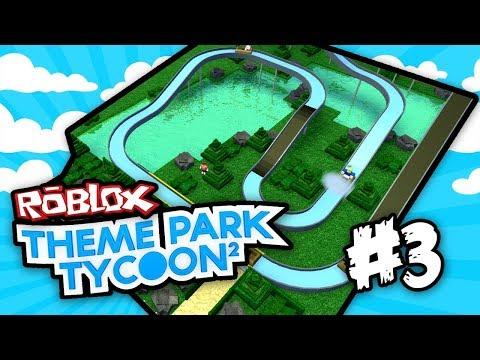 Theme Park 3: Conociendo a la competencia