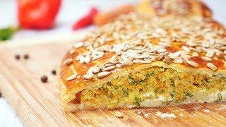 Пирог с рыбой - Рецепты от Со Вкусом