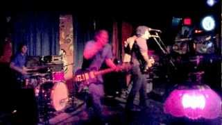 Mike Nicolai - The Bremen Riot - The Hole In The Wall - Austin Texas - 062212a