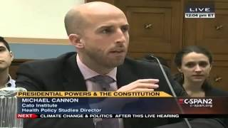 OBAMA WARNED IN CONGRESS of AMERICAN
