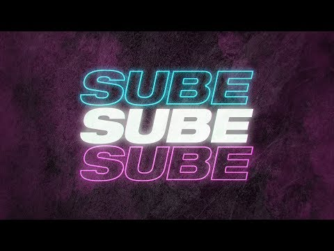 ECKO - SUBE (Official Lyric Video)