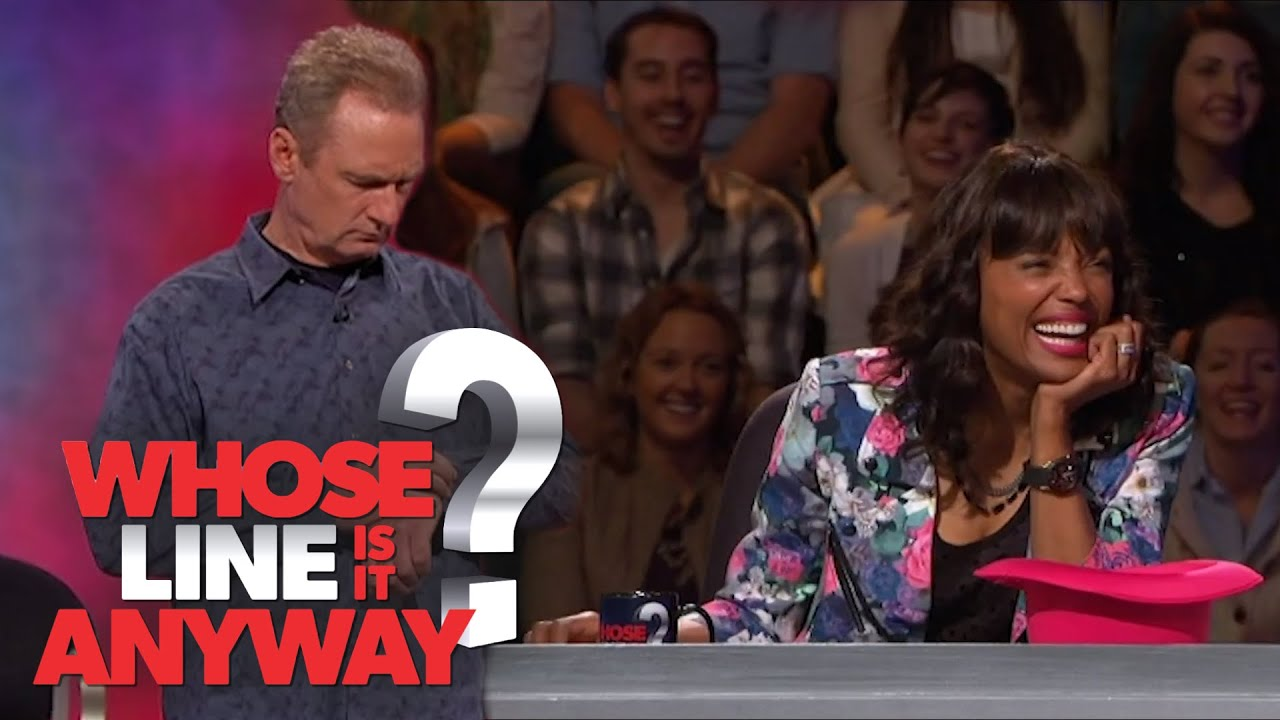 Things You Can Say About Your House, But Not Your Partner | Whose Line Is It Anyway?