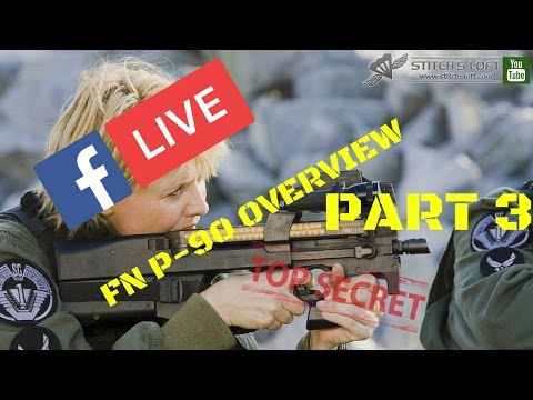 Download Stargate FN P90® Harness Overview PART 3 (FB LIVE) by Stitch's Loft