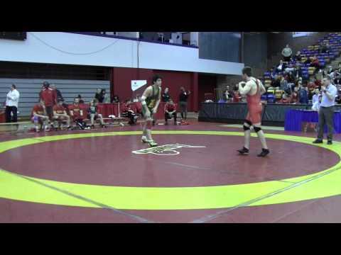 2015 Canada West Championships: 82 kg Steven Sheppard vs. Makoto Honda-McNeil