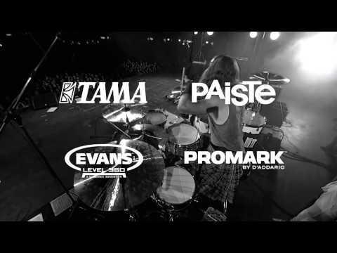Дмитрий Фролов - барабанное соло (Drum Cam)