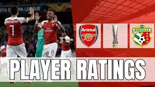 Arsenal Player Ratings - That's The Best I Have Seen Iwobi In Ages