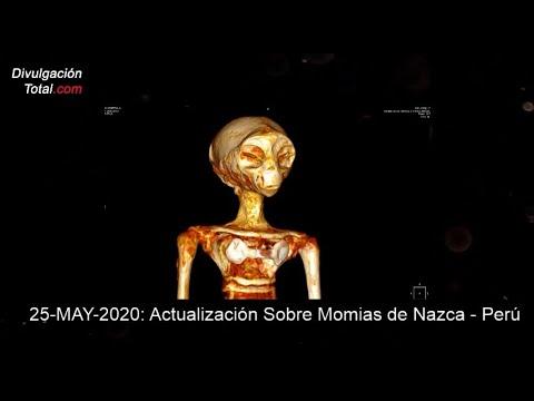 25-MAY-2020: Actualización Sobre Momias de Nazca - Perú