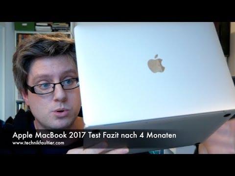 Apple MacBook 2017 Test Fazit nach 4 Monaten