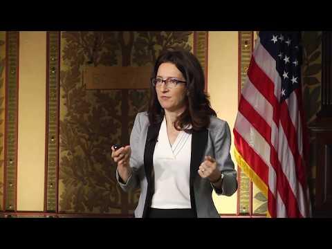 The Power of Peacekeeping | Lise Howard | TEDxGeorgetown