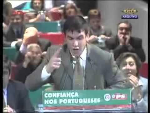 Tino de Rans - Abraço a António Guterres   Vitorino Silva