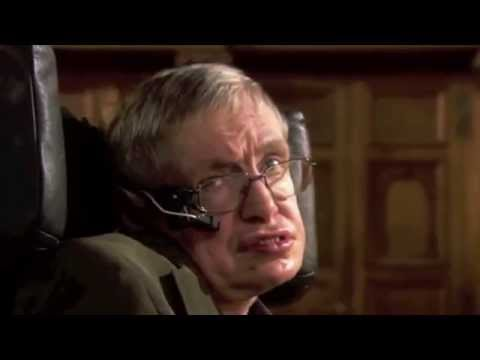 Stephen Hawking's Talking Machine