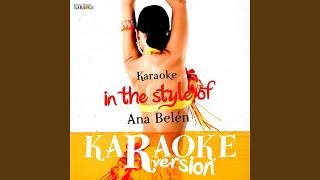 Desde Mi Libertad (Karaoke Version)