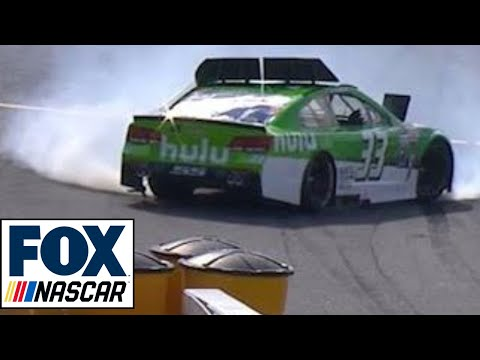 "Radioactive: Dover - ""He hit a (expletive) barrel!"" | NASCAR RACE HUB"