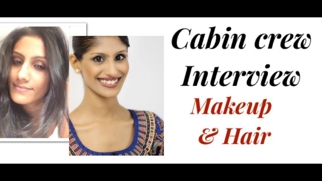 how to do flight attendant/ cabin crew/ singapore airlines make-up and hair