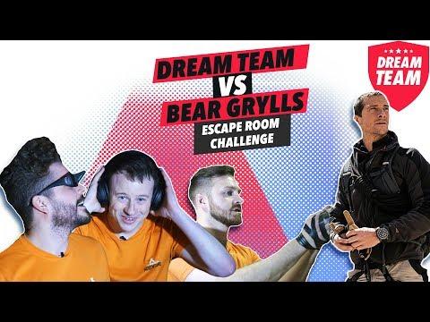 bear-grylls-vs-dream-team:-challenge-#3