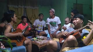 Baby, napaiyak sa ganda ng kanta  (barkada jamming funny moment) | watch til end of the video