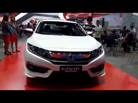 Civic 2016 แต่ง modulo sport (thai)