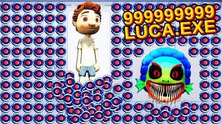 LUCA DUMMY vs 1,000,000 MINES