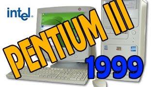 Машина времени! Собираем ретро ПК на базе Pentium-III Slot 1
