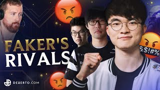 Faker's Would-Be Rivals   LoL Documentary ft. Thorin