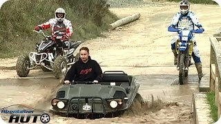 Offroad-Test | Nimog vs Enduro vs Sportquad vs Argo | Abenteuer Auto Classics