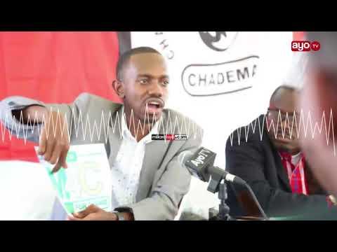 Wakili CHADEMA azungumza Mnyika, Heche kushikiliwa Polisi, Mdee, Matiko kutafutwa