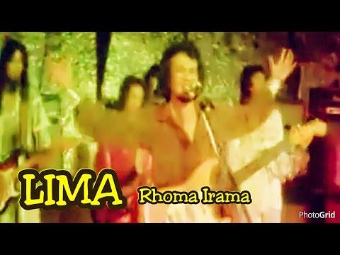 Lima - Rhoma Irama - Original Video Clip of film