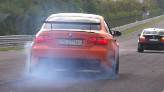 G-POWER BMW M3 GTS 635HP - Revs & Burnout!