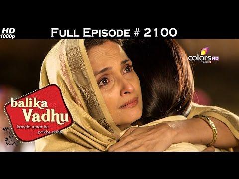 Balika Vadhu - 21st January 2016 - बालिका वधु - Full Episode (HD)