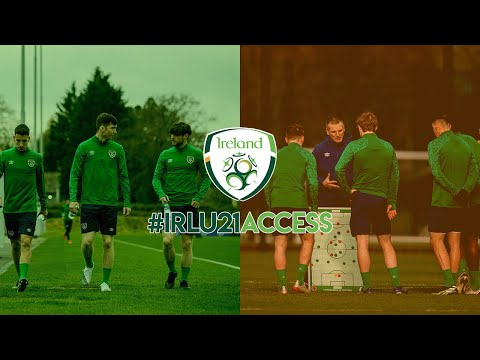 #IRLU21Access | Episode 1 | Behind the scenes for Wales U21 v Ireland U21