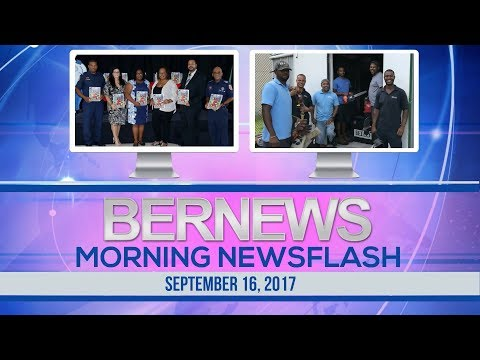 Bernews Morning Newsflash For Saturday, September 16, 2017